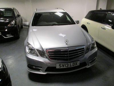 Mercedes-Benz E Class Estate 2.1 E250 CDI BlueEFFICIENCY Sport 7G-Tronic Plus (s/s) 5dr
