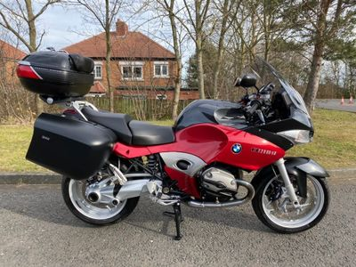 BMW R1200ST Sports Tourer 1200 ST