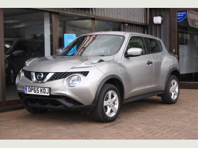 Nissan Juke SUV 1.5 dCi Visia (s/s) 5dr
