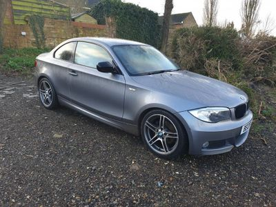 BMW 1 Series Coupe 2.0 120d Sport Plus 2dr