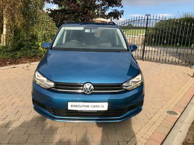 Volkswagen Touran MPV 1.6 TDI S DSG (s/s) 5dr