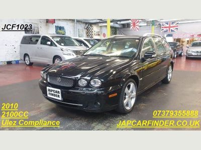 Jaguar X-Type Estate X TYPE 2.1 V6 ES EXECUTIVE