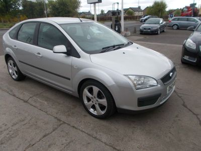 Ford Focus Hatchback 1.6 TDCi DPF LX 5dr