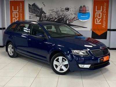 SKODA Octavia Estate 2.0 TDI SE Business 5dr