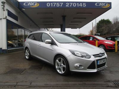 Ford Focus Estate 1.0 SCTi EcoBoost Titanium 5dr
