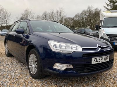 Citroen C5 Estate 1.6 HDi SX 5dr
