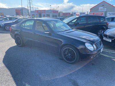 Mercedes-Benz E Class Saloon 2.1 E220 CDI Classic 4dr