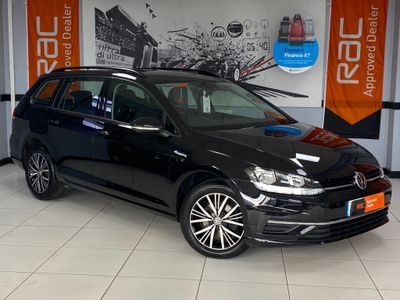 Volkswagen Golf Estate 1.6 TDI SE Nav (s/s) 5dr