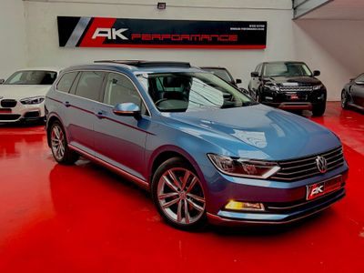 Volkswagen Passat Estate 2.0 TDI GT DSG Auto 6Spd (s/s) 5dr