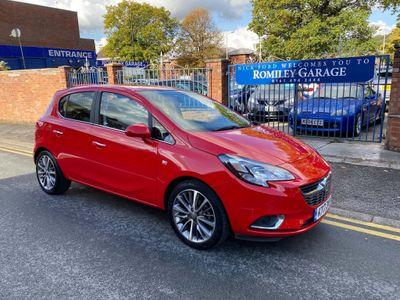 Vauxhall Corsa Hatchback 1.4i ecoFLEX Elite 5dr