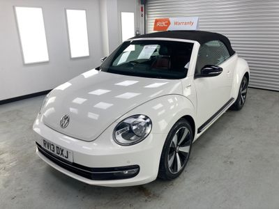 Volkswagen Beetle Convertible 1.4 TSI 60s Cabriolet 2dr