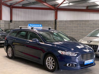 Ford Mondeo Estate 2.0 TDCi ECOnetic Titanium (s/s) 5dr