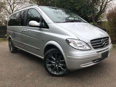 Mercedes-Benz Viano MPV V350, V6 Petrol, 5 Dr, 7 Seats