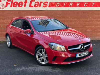 Mercedes-Benz A Class Hatchback 2.1 A200d Sport (Executive) (s/s) 5dr