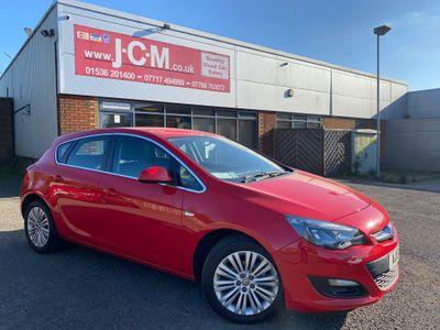 Vauxhall Astra Hatchback 1.6i Excite 5dr