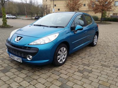Peugeot 207 Hatchback 1.4 m:play 5dr