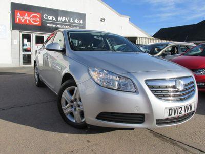 Vauxhall Insignia Hatchback 1.8 i VVT 16v ES 5dr