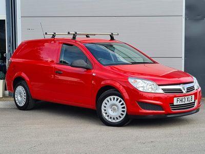 Vauxhall Astra Van Panel Van 1.7 CDTi ecoFLEX 16v Club Panel Van 3dr