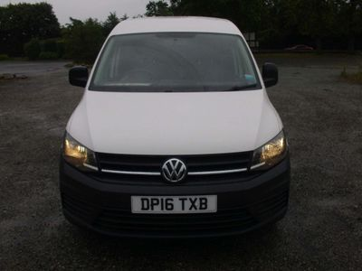 Volkswagen Caddy Panel Van 1.6 TDI C20 BlueMotion Tech Startline 5dr