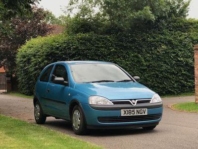 Vauxhall Corsa Hatchback 1.0 i 12v Club 3dr