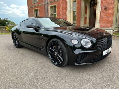 Bentley Continental Coupe 4.0 V8 GT Mulliner Auto 4WD (s/s) 2dr