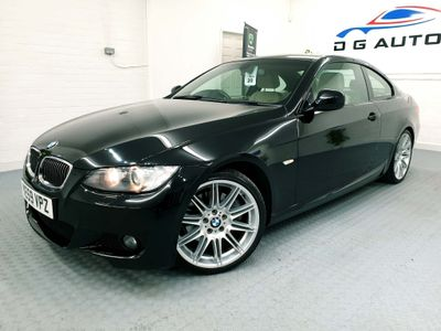 BMW 3 Series Coupe 3.0 325i M Sport Highline 2dr