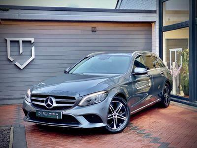 Mercedes-Benz C Class Estate 1.5 C200 EQ Boost Sport (Premium) G-Tronic+ (s/s) 5dr
