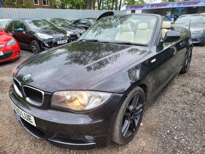 BMW 1 Series Convertible 2.0 123d M Sport 2dr