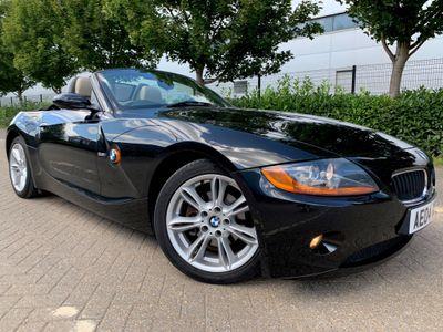 BMW Z4 Convertible 2.2 i SE Roadster 2dr