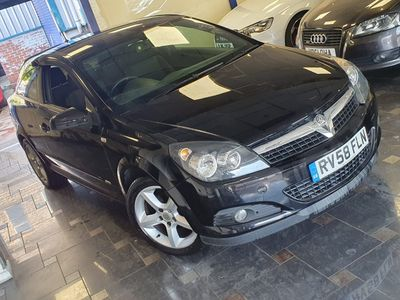 Vauxhall Astra Hatchback 1.7 CDTi 16v SRi Sport Hatch 3dr