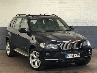 BMW X5 SUV 3.0 sd SE Auto 4WD 5dr