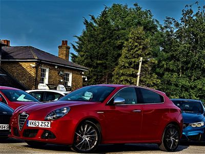 Alfa Romeo Giulietta Hatchback Fast and Furious Limited edition