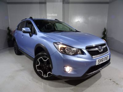 Subaru XV SUV 2.0D SE 4WD 5dr EU5