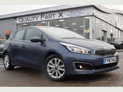 Kia Ceed Hatchback 1.6 CRDi 2 DCT (s/s) 5dr