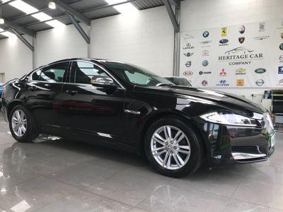 Jaguar XF Saloon 2.2 TD Luxury 4dr