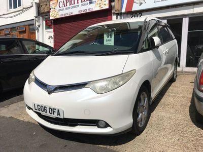 Toyota Estima Unlisted 2.4 PETROL VVT-I AUTO 8 SEATS AERAS+AC