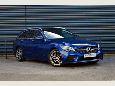 Mercedes-Benz C Class Estate 2.0 C220d AMG Line (Premium Plus) G-Tronic+ (s/s) 5dr