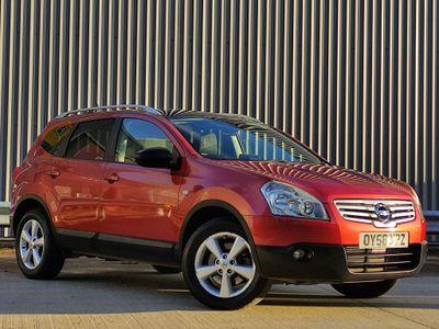 Nissan Qashqai+2 SUV 2.0 dCi Acenta 2WD 5dr