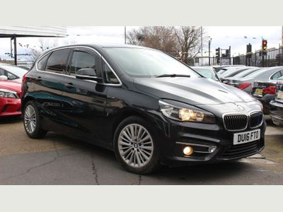 BMW 2 Series Active Tourer MPV 1.5 225xe 7.6kWh Luxury Active Tourer Auto 4WD (s/s) 5dr