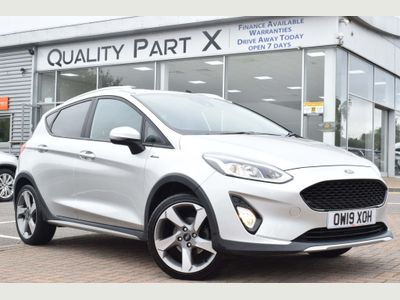 Ford Fiesta Hatchback 1.0T EcoBoost Active X Auto (s/s) 5dr