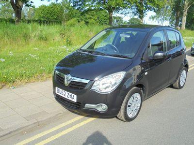 Vauxhall Agila Hatchback 1.0 i ecoFLEX S 5dr