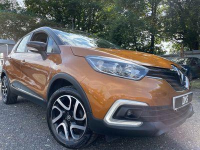 Renault Captur SUV 0.9 TCe ENERGY Dynamique Nav (s/s) 5dr