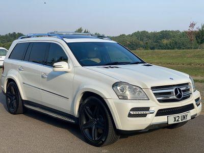 Mercedes-Benz GL Class SUV 4.0 GL450 CDI 5dr