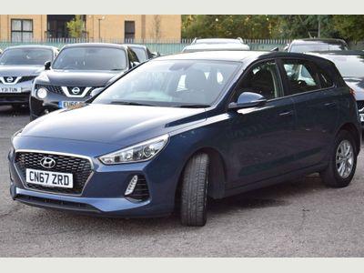 Hyundai i30 Hatchback 1.0 T-GDi Blue Drive S (s/s) 5dr