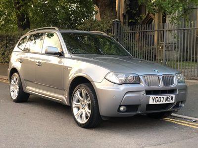 BMW X3 SUV 3.0 30sd M Sport 5dr