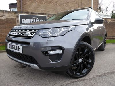 Land Rover Discovery Sport SUV 2.0 TD4 HSE Auto 4WD (s/s) 5dr 7 Seat