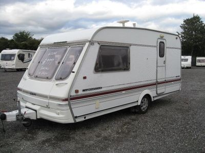 Swift CHALLANGER Tourer 1996 2 BERTH