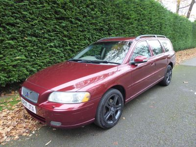 Volvo V70 Estate 2.4 Sport Special Edition 5dr