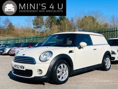 MINI Clubvan Other 1.6 One 5dr