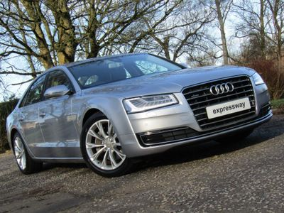 Audi A8 Saloon 3.0 TDI V6 SE Executive Tiptronic quattro 4dr